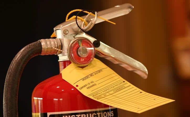 کپسول آتشنشانی